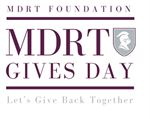 2017 MDRT GIVES DAY LOGO